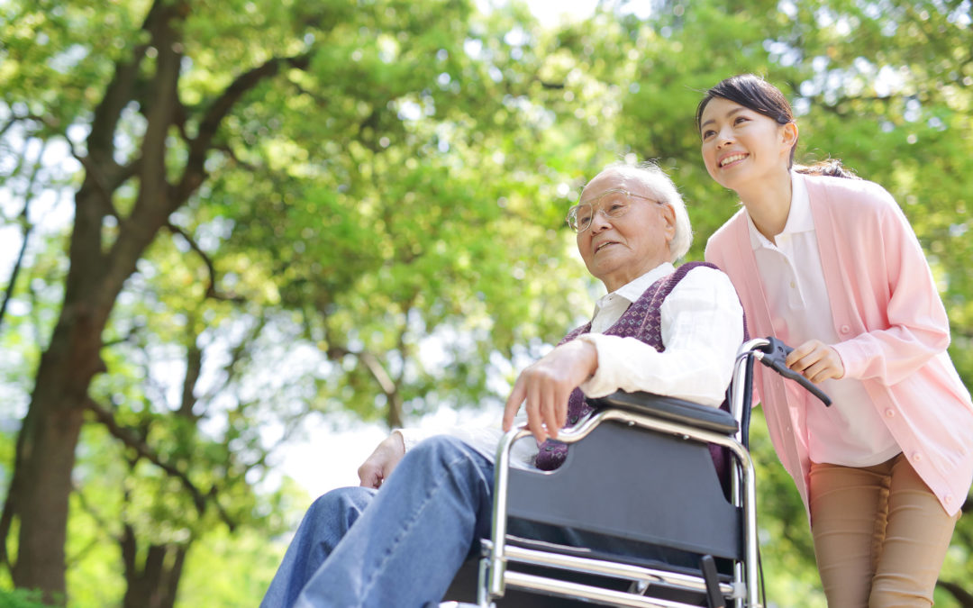 Help Available for Older Adults: Home Care Services by Edenton